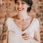 C'est l'été ! Optez pour une robe courte, le jour de votre mariage | Atelier 2B à Toulouse