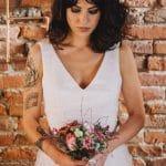 Renouez avec le chic des années 50, optez pour une robe de mariée rétro | Atellier 2B à Toulouse