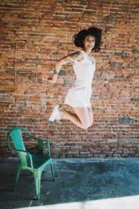 Adoptez un style et un look unique, optez pour une combi short | Atelier 2B Créatrices de robes de mariée sur mesure à Toulouse