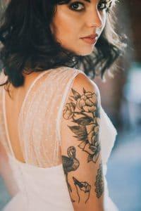 Abordez un look rétro avec une robe de mariées haute-couture | Atelier 2B à Toulouse, créatrices de robes de mariée
