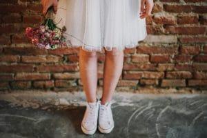 Création de robes de mariée pour cérémonie civile   Atelier 2B à Toulouse